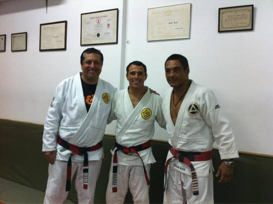 Royler Gracie Promotion Royler Gracie Promoted To Red and Black Belt